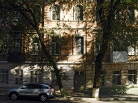Rostov-on-Don, Khalturinsky alley, house 24. Apartment house