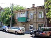 Rostov-on-Don, Khalturinsky alley, house 29. Apartment house