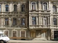 Ростов-на-Дону, Халтуринский переулок, дом 35. многоквартирный дом