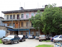 Rostov-on-Don, Khalturinsky alley, house 55. Apartment house