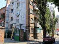 Rostov-on-Don, Khalturinsky alley, house 56. Apartment house