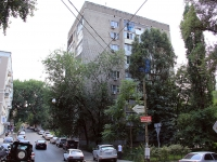 Rostov-on-Don, Khalturinsky alley, house 57. Apartment house