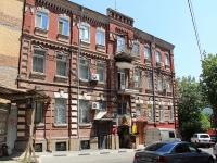 Ростов-на-Дону, Халтуринский переулок, дом 86. многоквартирный дом