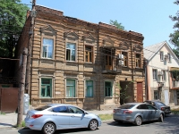 Rostov-on-Don, Khalturinsky alley, house 122. Apartment house