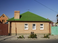 Rostov-on-Don, Khalturinsky alley, house 141. Private house