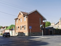 Rostov-on-Don, Khalturinsky alley, house 143. Private house