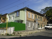 Rostov-on-Don, Soborny alley, house 3. Apartment house