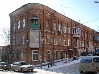Rostov-on-Don, Soborny alley, house 5. Apartment house