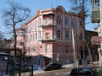 Rostov-on-Don, Soborny alley, house 7. Apartment house