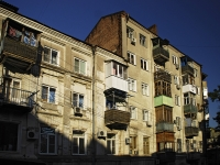 Rostov-on-Don, Soborny alley, house 12. Apartment house