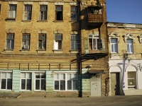 Rostov-on-Don, Soborny alley, house 13. Apartment house