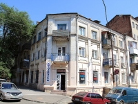 Rostov-on-Don, Soborny alley, house 14. Apartment house
