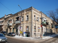Rostov-on-Don, Soborny alley, house 16. Apartment house
