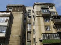 Rostov-on-Don, Soborny alley, house 31. Apartment house