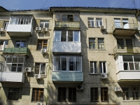 Rostov-on-Don, Soborny alley, house 45. Apartment house