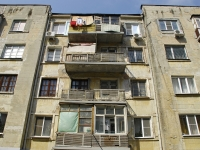 Rostov-on-Don, Soborny alley, house 55. Apartment house