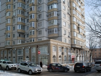 Rostov-on-Don, Soborny alley, house 62. Apartment house