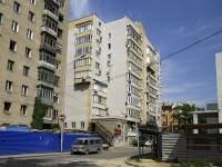 Rostov-on-Don, Soborny alley, house 73. Apartment house