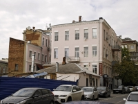 Rostov-on-Don, Soborny alley, house 29. Apartment house