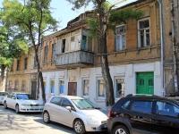 Ростов-на-Дону, Газетный переулок, дом 13. многоквартирный дом