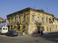 Rostov-on-Don, Gazetny alley, house 15. Apartment house