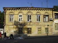Ростов-на-Дону, Газетный переулок, дом 15. многоквартирный дом