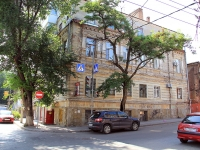 Rostov-on-Don, Gazetny alley, house 19. Apartment house