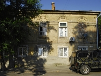 Rostov-on-Don, Gazetny alley, house 21. Apartment house