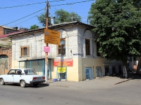 Rostov-on-Don, Gazetny alley, house 26. Apartment house