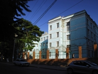 Rostov-on-Don, school №39, Gazetny alley, house 37