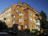 Rostov-on-Don, Gazetny alley, house 44. Apartment house