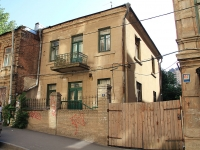 Rostov-on-Don, Gazetny alley, house 76. Apartment house