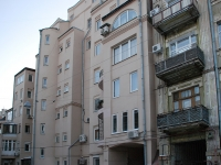 Rostov-on-Don, Gazetny alley, house 83/85. Apartment house