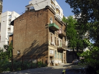 Rostov-on-Don, Gazetny alley, house 91. Apartment house
