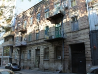 Rostov-on-Don, Gazetny alley, house 97. Apartment house