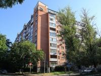 顿河畔罗斯托夫市, Gazetny alley, 房屋 100. 公寓楼