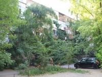 Rostov-on-Don, Gazetny alley, house 104. Apartment house