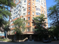 Rostov-on-Don, Gazetny alley, house 107. Apartment house