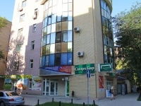 Rostov-on-Don, Gazetny alley, house 121. multi-purpose building