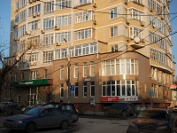 Rostov-on-Don, Zhuravlev alley, house 30. Apartment house