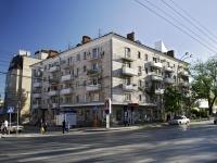 Rostov-on-Don, Zhuravlev alley, house 43. Apartment house