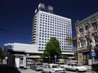 """Ростов-на-Дону, гостиница (отель) """"Don-Plaza"""", Журавлева переулок, дом 50"""