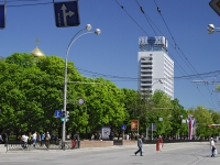 "Rostov-on-Don, hotel ""Don-Plaza"", Zhuravlev alley, house 50"