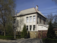Rostov-on-Don, Zhuravlev alley, house 160. Private house