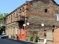 顿河畔罗斯托夫市, Koltsovsky alley, 房屋 4
