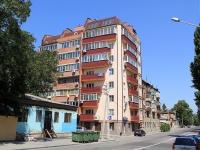 Rostov-on-Don, alley Krylovskoy, house 2. Apartment house