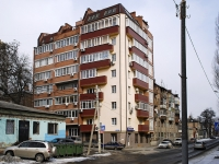 Rostov-on-Don, Krylovskoy alley, house 2. Apartment house