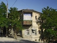 Rostov-on-Don, alley Krylovskoy, house 6. Apartment house