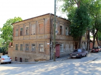 Rostov-on-Don, Krylovskoy alley, house 17. Apartment house