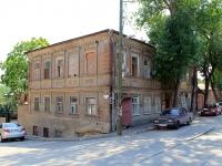 Rostov-on-Don, alley Krylovskoy, house 17. Apartment house
